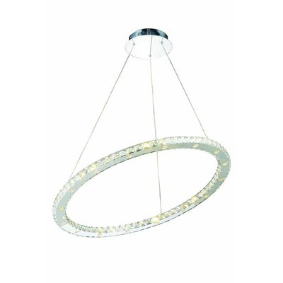 Edgardo 32-Light Crystal Chandelier