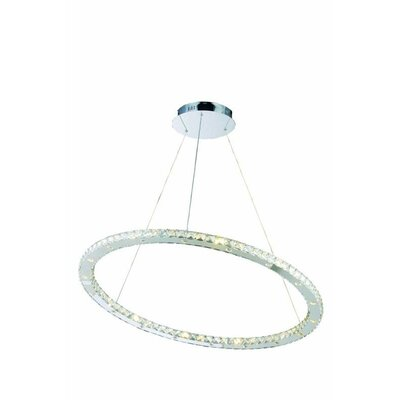 Edgardo 36-Light Crystal Chandelier
