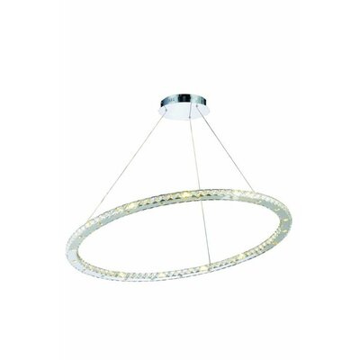 Edgardo 42-Light Crystal Chandelier
