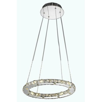 Edgardo 16-Light Crystal Chandelier