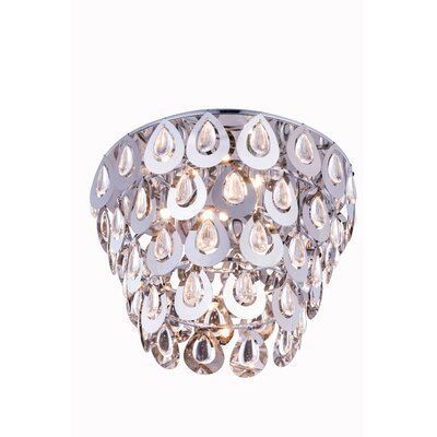 Marjorie�4-Light Flush Mount