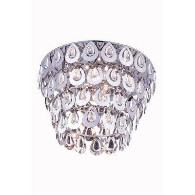 Marjorie� 6-Light Flush Mount