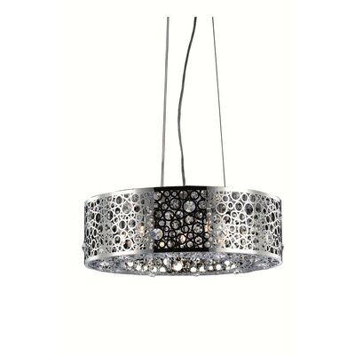Darcey 6-Light Drum Chandelier