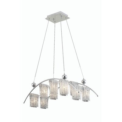 Darcelle 10-Light Kitchen Island Pendant