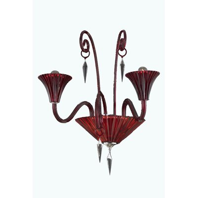 Sarah 2-Light Wall Sconce