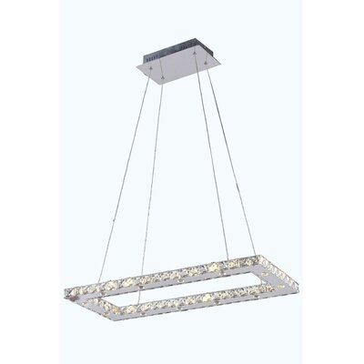 Edgardo 24-Light Kitchen Island Pendant