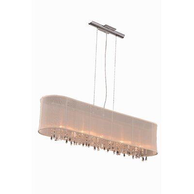 Starbuck 5-Light Kitchen Island Pendant