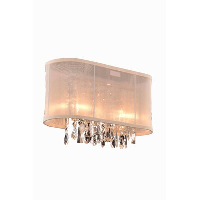Kirsten 2-Light Wall Sconce