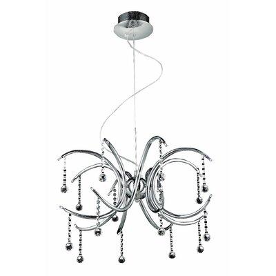 Hydra 16-Light Crystal Chandelier