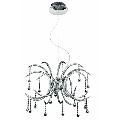 Starcher 20-Light Crystal Chandelier