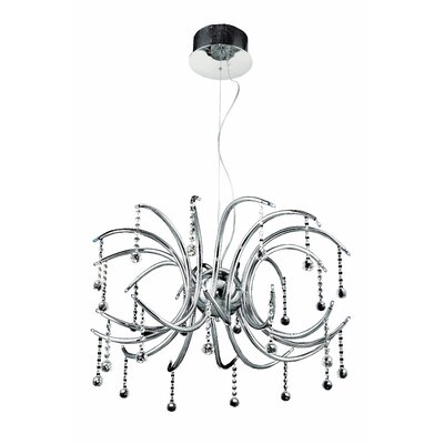 Starcher 24-Light Crystal Chandelier