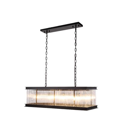 Arnot 8-Light Kitchen Island Pendant