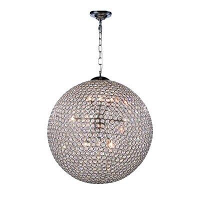 Ja 12-Light Globe Pendant