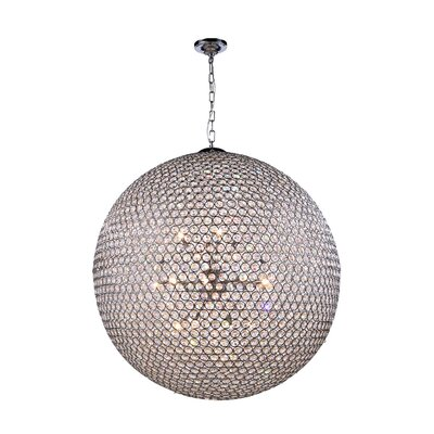 Ja 18-Light Globe Pendant