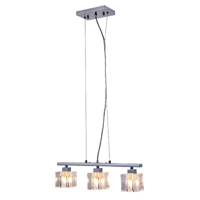 Ascella 3-Light Kitchen Island Pendant
