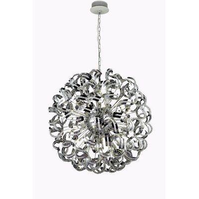 Thalassa 30-Light Sputnik Chandelier
