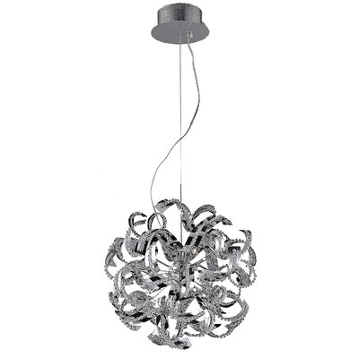 Thalassa 13-Light Sputnik Chandelier