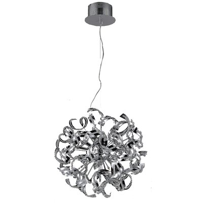 Thalassa 9-Light Geometric Chandelier