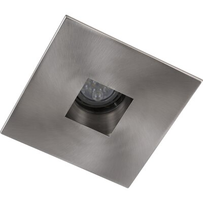 Square Aperture 4 LED Recessed Trim