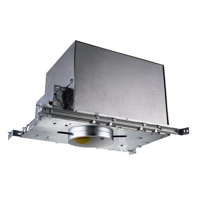 Line Voltage New Construction Air Tight Recessed Housing