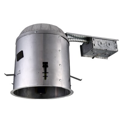 Line Voltage Remodel IC Air Tight Recessed Housing