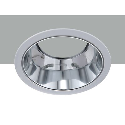 Line Voltage Reflector 6 LED Recessed Trim