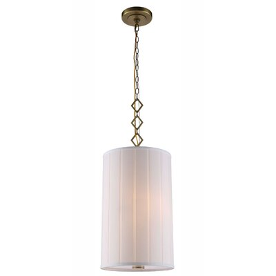 Ramonita 3-Light Mini Pendant Finish: Burnished Brass