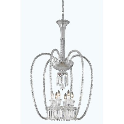 Portia 6-Light Candle-Style Chandelier