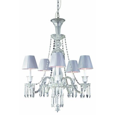 Majestic 5-Light Candle-Style Chandelier