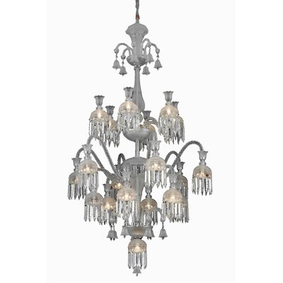 Leonardo 13-Light Crystal Chandelier