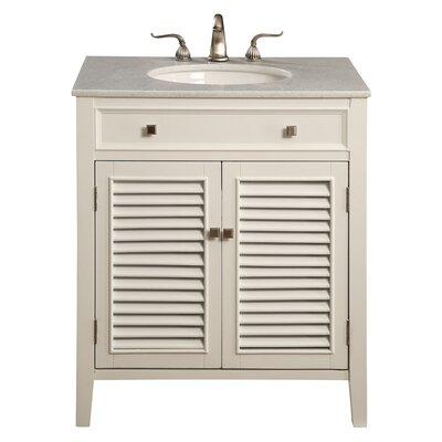 Miltonsburg 30 Single Bathroom Vanity Set