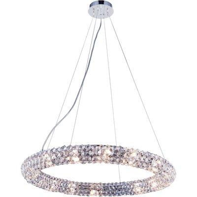 Acosta 16-Light Crystal Pendant