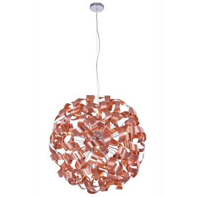 Hamal 12-Light Globe Pendant