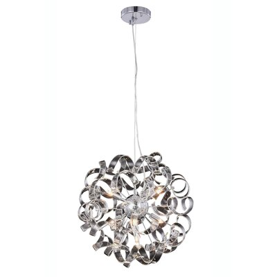 Maroneia 7-Light Globe Pendant