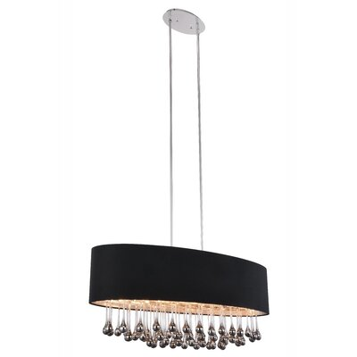 Ephialtes 6-Light Kitchen Island Pendant
