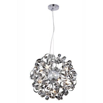 Maroneia 9-Light Globe Pendant