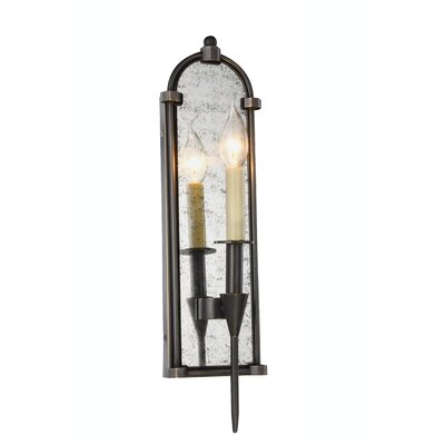 Bavaria 1-Light Wall Sconce