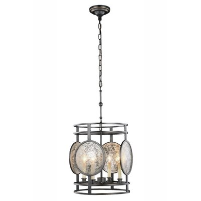 Hattie 4-Light Foyer Pendant