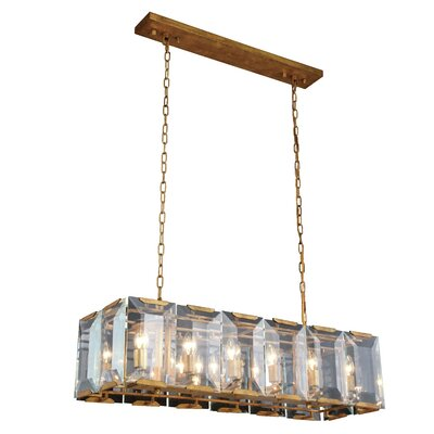 Tallman 12-Light Pendant