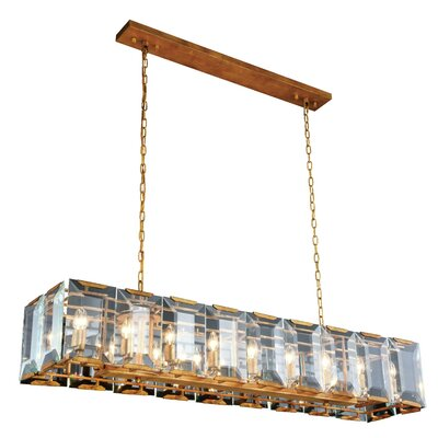 Tallman 18-Light Pendant