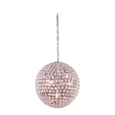 Ja 5-Light Globe Pendant