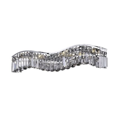 Spiral 18-Light Crystal Chandelier Crystal Grade: Spectra Swarovski, Crystal Color: Crystal Clear