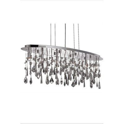 Maxime 4-Light Crystal Chandelier