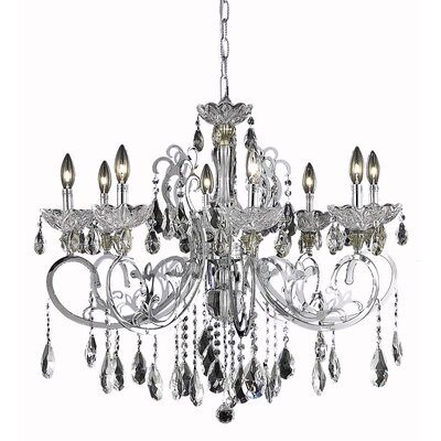 Galaxy 5-Light Flush Mount Crystal Color / Crystal Trim: Crystal (Clear) / Strass Swarovski