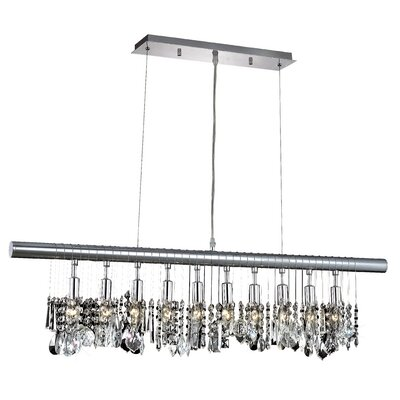 Karlyn 10-Light Kitchen Island Pendant
