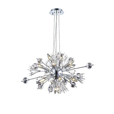 Drusilla 22-Light Cluster Pendant