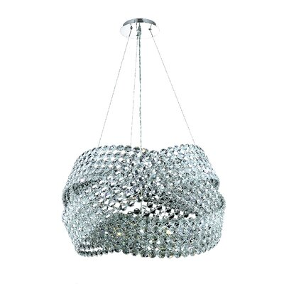 Esperanza 6-Light Crystal Chandelier