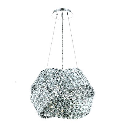 Esperanza 12-Light Crystal Chandelier