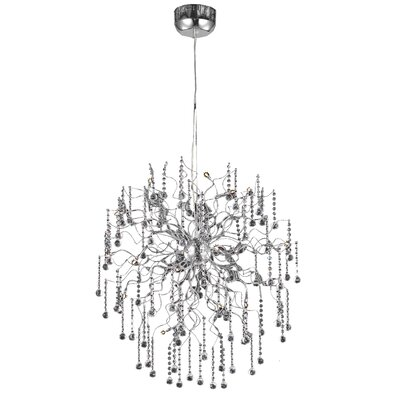 Verda 18-Light Crystal Chandelier