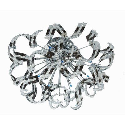 Thalassa 12-Light Ceiling or Semi Flush Mount